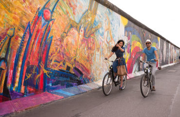 East Side Gallery - © visitBerlin/Philip Koschel